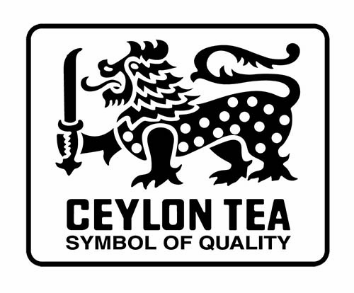 CEYLON TEA LION LOGO
